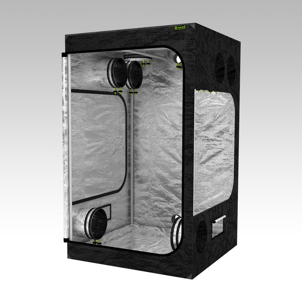 1.2m Grow Tent | 1.2m x 1.2m x 2m | LAB120-XL | Right View
