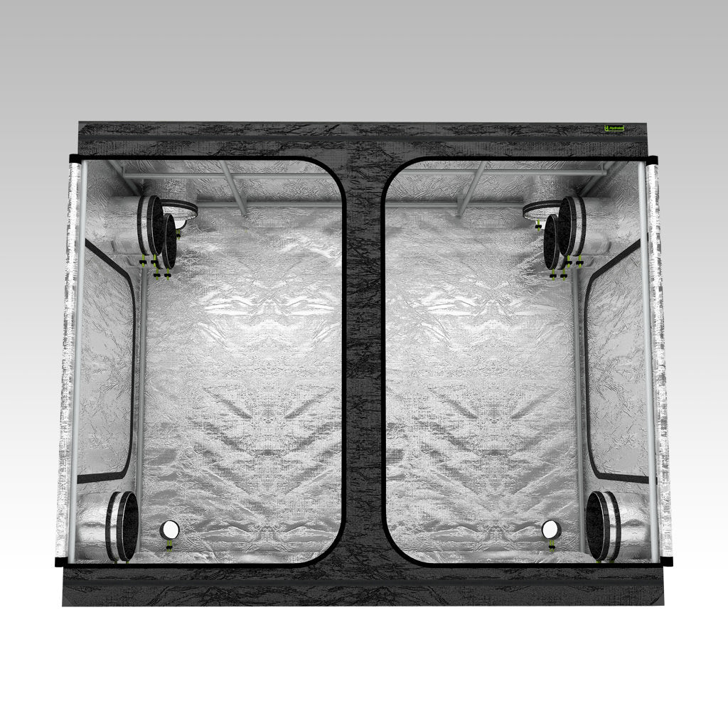 2m x 1m Grow Tent | 2m x 1m x 2m | LAB200-S | Centre View