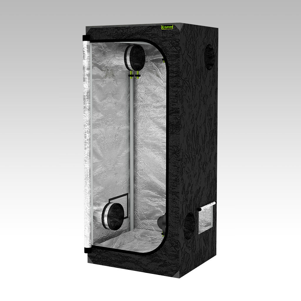 Mini Grow Tent | 60cm x 60 cm 60cm | Right View