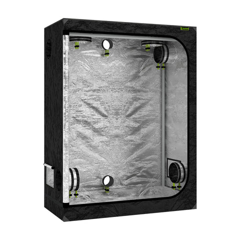 Small Narrow Grow Tent | LAB120-S | 120cm x 60cm x 120cm | Left View
