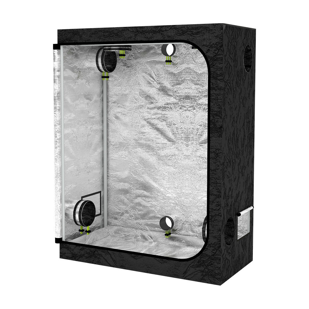 ... Short Narrow Grow Tent | LAB120-S | 120cm x 60cm x 120cm | Right  sc 1 st  Hydrolab Grow Tents & Short Grow Tent | 1.2m x 0.6m x 1.2m | LAB120-S | Hydrolab