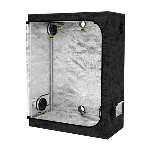 Short Narrow Grow Tent | LAB120-S | 120cm x 60cm x 120cm | Right View