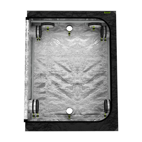 120 x 60 Grow Tent | LAB120-S | 120cm x 60cm x 120cm | Centre View