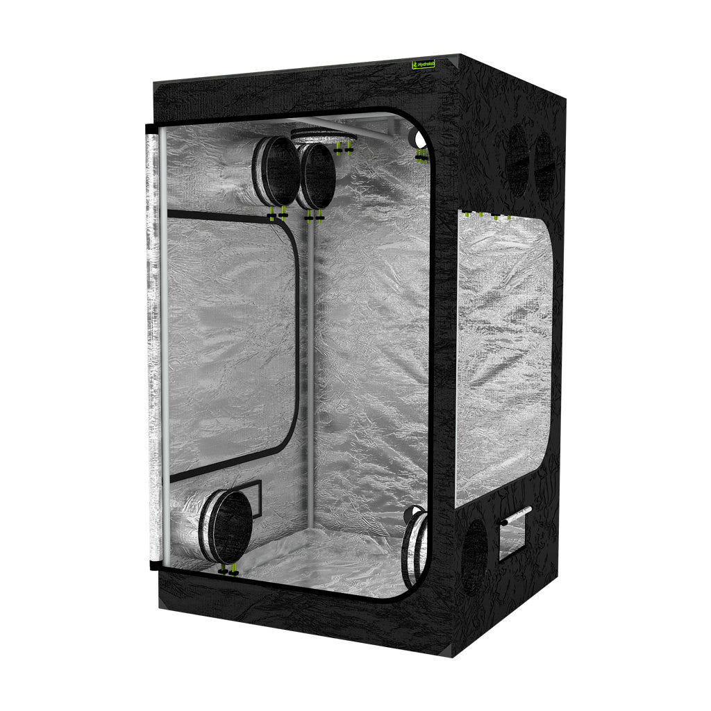 ... LAB100 1m x 1m x 2m Grow Tent Right View | Hydrolab  sc 1 st  Hydrolab Grow Tents & 1m Grow Tent | 1m x 1m x 2m | LAB100 | Hydrolab