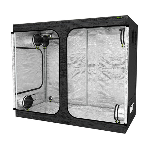 LAB200-S 2m x 1m x 2m Grow Tent | Right View