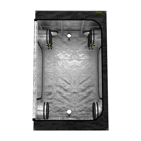 LAB80 80cm x 80cm x 160cm Grow Tent | Centre View