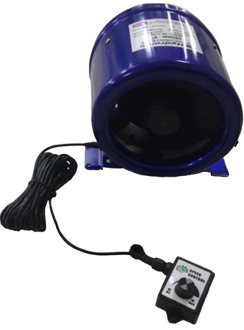 "Hydrolab 6"" EC Acoustic Fan 150mm"