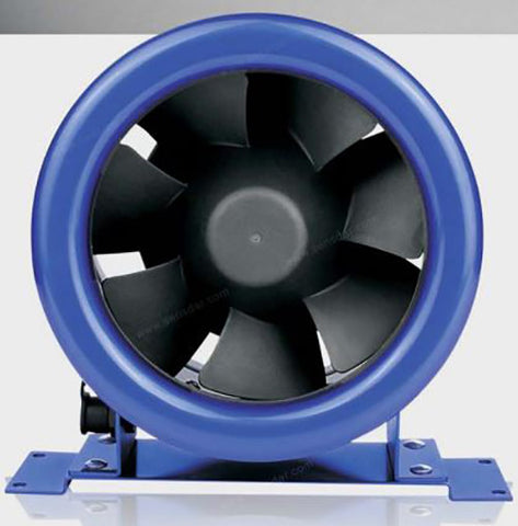 "Pro Air Acoustic 5"" Powerful EC Fan and Controller"