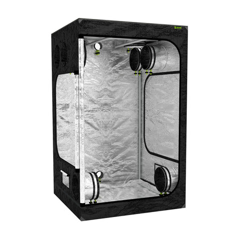 Extra Tall Grow Tent 1.2m x 1.2m x 2.3m | Left View | Hydrolab