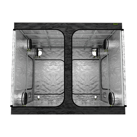 2.4m x 2.4m x 2m Grow Tent | Centre View | LAB240