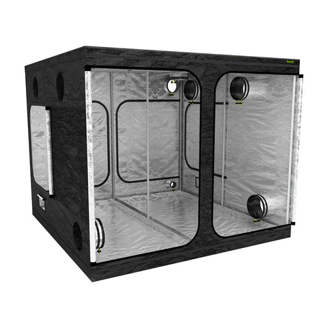 240cm x 240cm x 200cm Grow Tent | Left View | LAB240