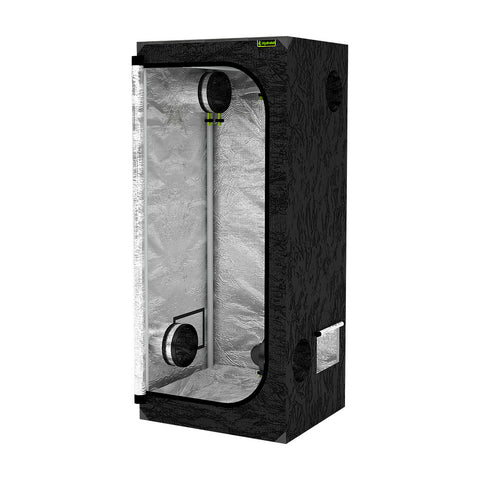 Grow Tent 60cm | LAB60 | 0.6m x 0.6m x 1.4m | Right View