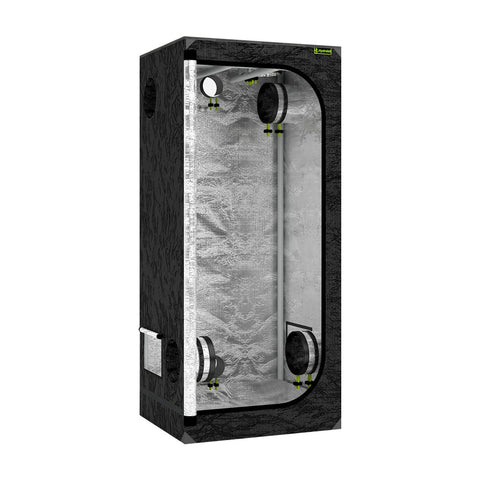 Mini Grow Tent | LAB60 | 60cm x 60cm x 140cm | Left View  sc 1 th 225 & Grow Tents UK | 14 Indoor Grow Tent Sizes | Hydrolab