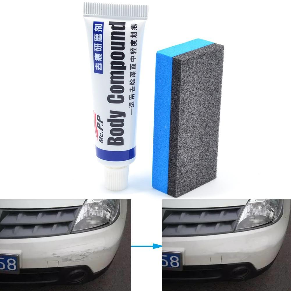 Car Body Compound MC308 Paste Set Scratch
