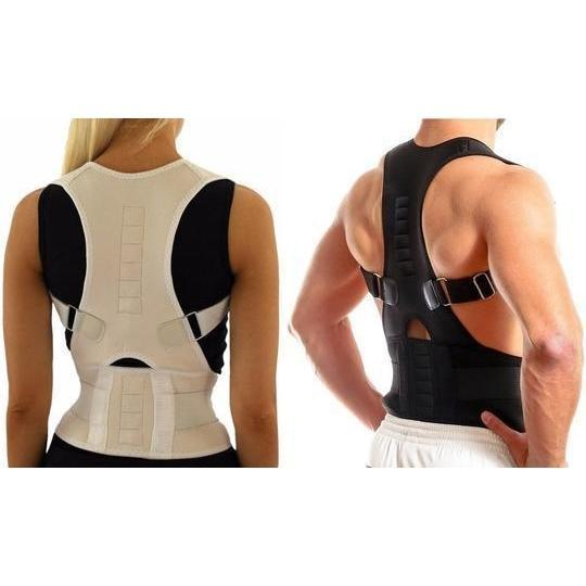 Adjustable Magnetic Posture Corrector - 24x7 Deals Online