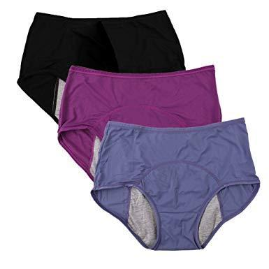 Leak Proof Period Panties - Free Size - 24x7 Deals Online