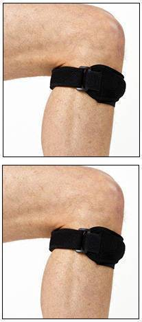 Copper1 Knee Compression Strap to Reduce Pain - 24x7 Deals Online