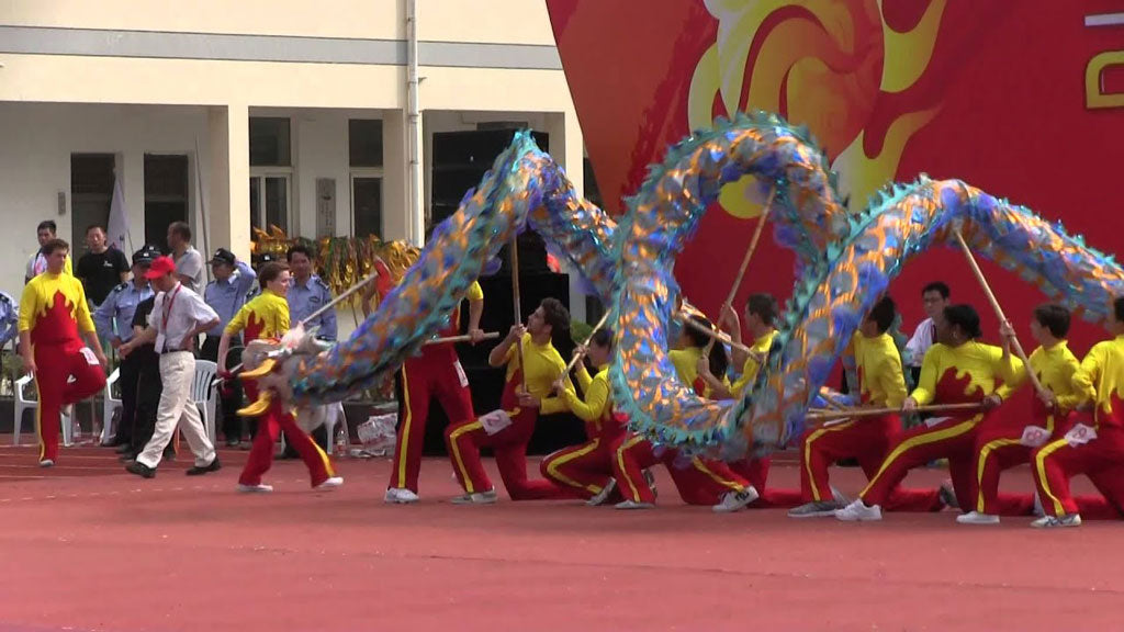 Dragon Dance competition