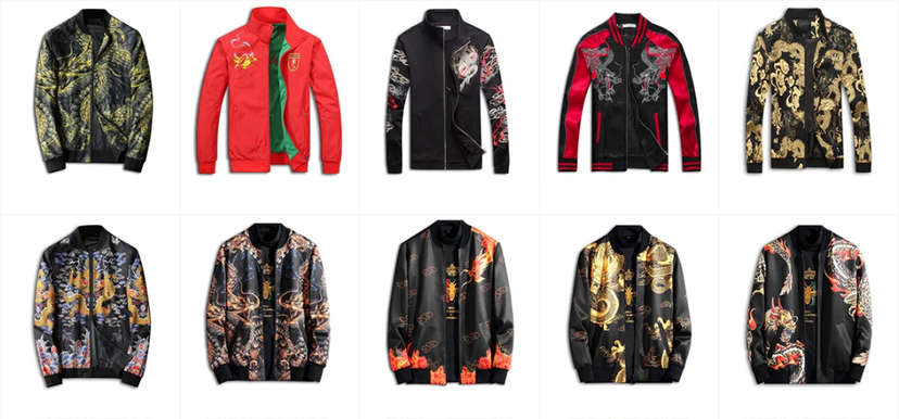 Dragon Jackets