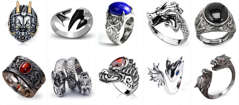 Dragon Rings
