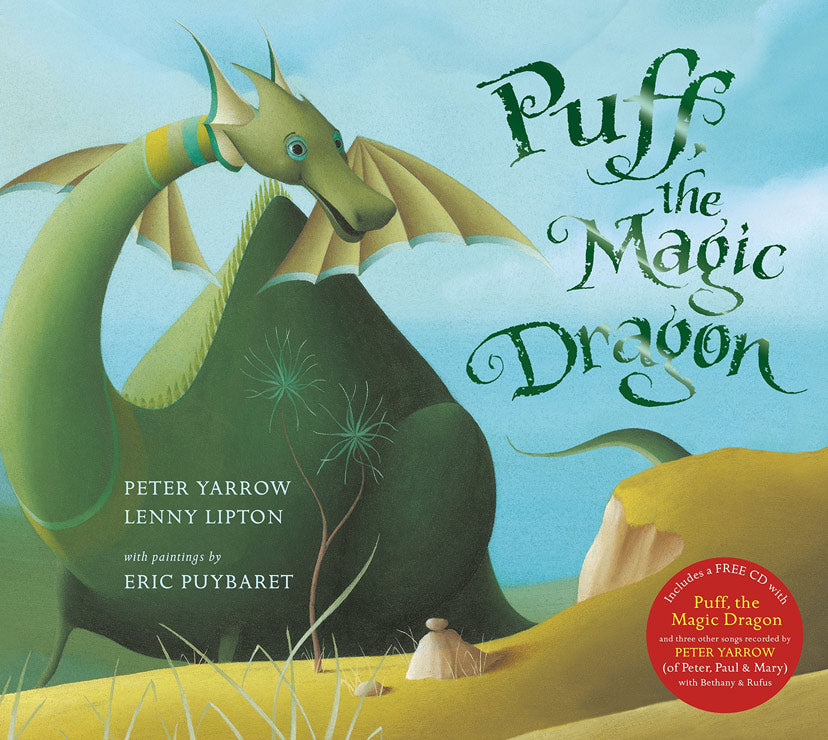 Puff The Magic Dragon, By Peter Yarrow And Lenny Lipton