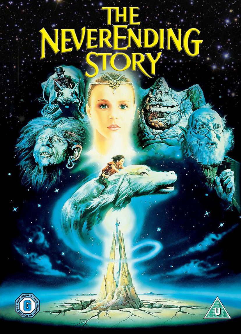 The Neverending Story (1984) Poster