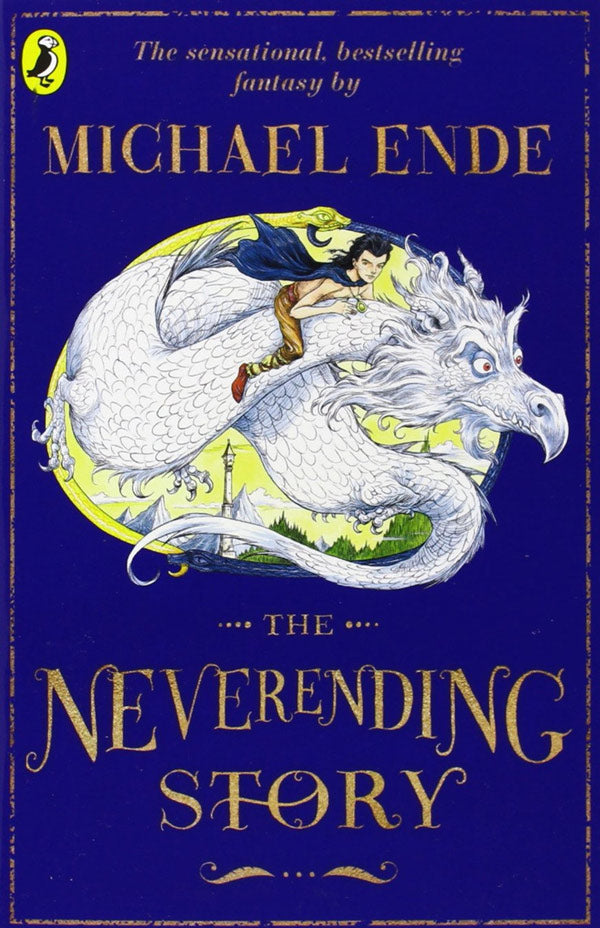 The Neverending Story, By Michael Ende