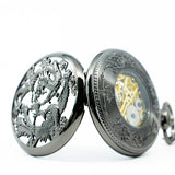 Dragon and Phoenix Pocket Watch (Mechanical)