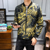Aesthetic Chinese Dragon Jacket