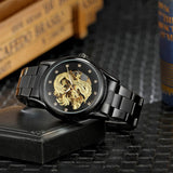 Black Dragon Watch