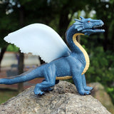 Blue Dragon Toy