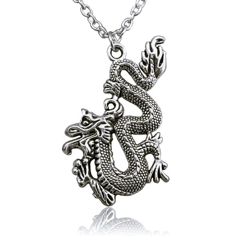 Chinese Dragon Good Luck Charm