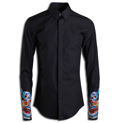 Chinese Dragon Shirt for Men