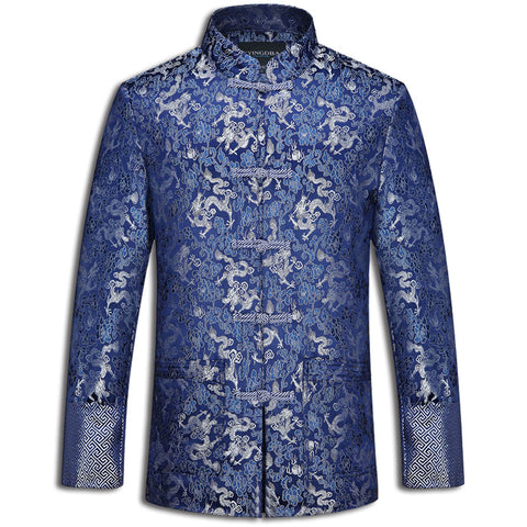 Chinese Silk Dragon Jacket