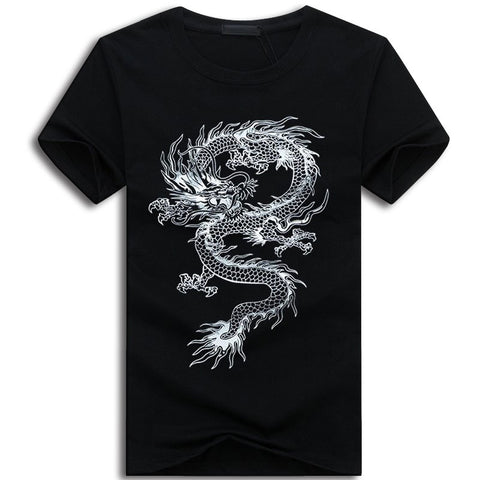 Chinese Style Dragon Shirt