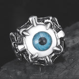 Very Cool Dragon Eye Ring (Stainless Steel)