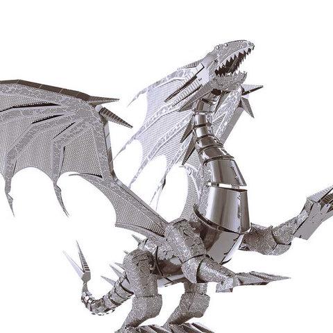 Cool Metal Dragon Model Puzzle