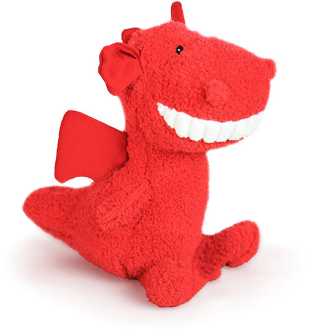 Cute Red Dragon Plush