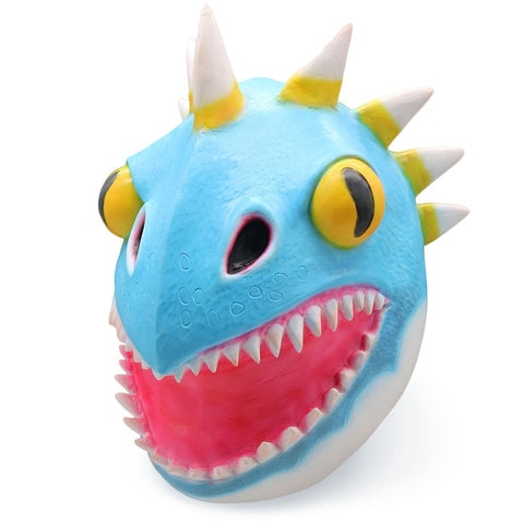 Deadly Nadder Dragon Mask