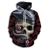 Master of Death Dragon Hoodie