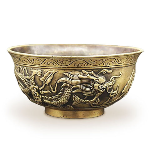 Dragon Bowl made of Bronze