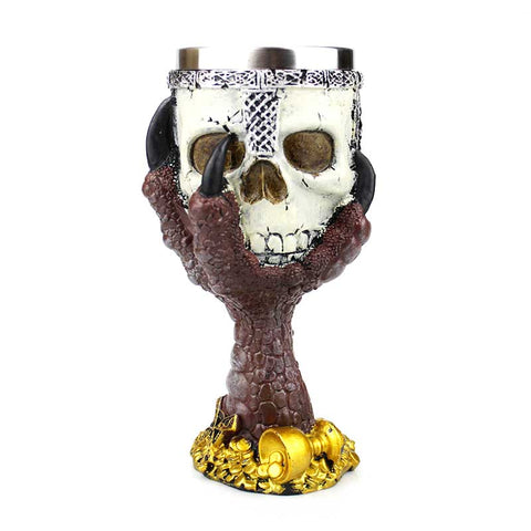 Dragon Claw Goblet (red)