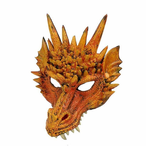 Dragon of Fire Mask