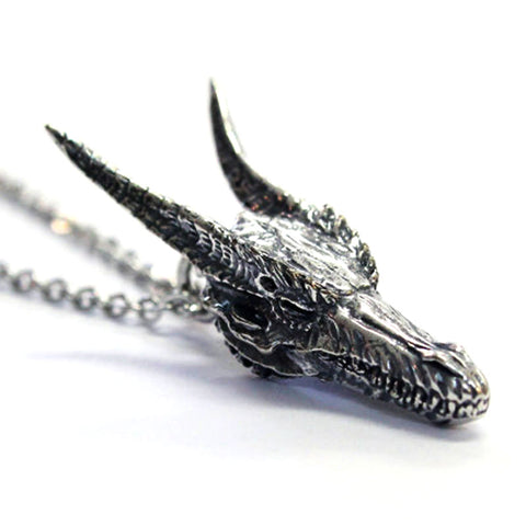 Dragon Head Chain Necklace