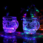 Dragon LED Inductive<br>Rainbow Cup
