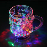 Dragon LED Inductive Rainbow Cup