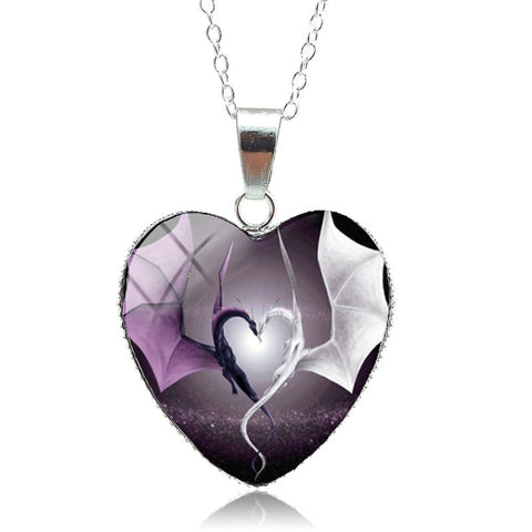Dragon Love Necklace