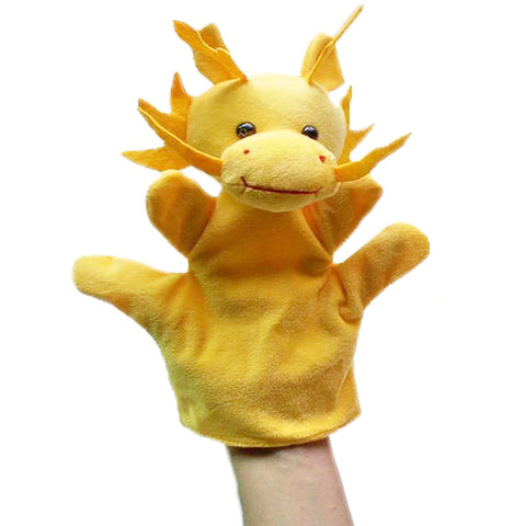Dragon Marionette Plush