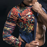 Dragon Muscle Shirt