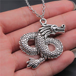 Dragon Necklace For Boys